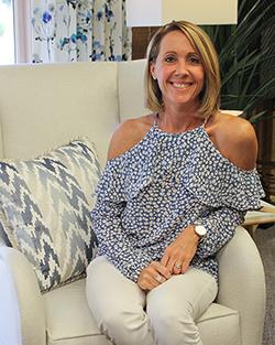 Michelle Blunk: Owner, Interior Designer